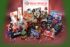Win A Wish '12 days of Christmas' with New World
