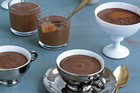 Gluten Free Food & Allergy Show Recipes - Chocolate Pots