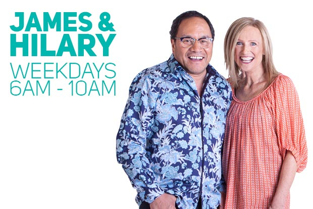 James & Hilary