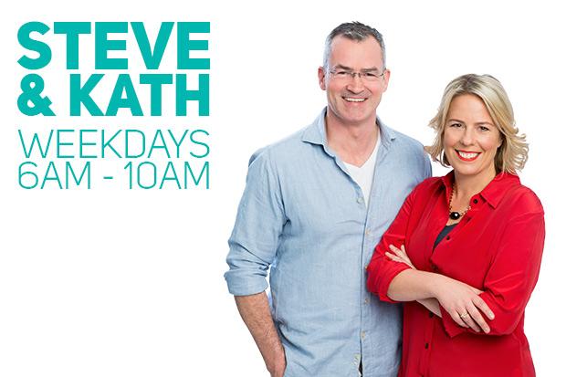Steve & Kath
