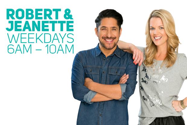 Robert & Jeanette