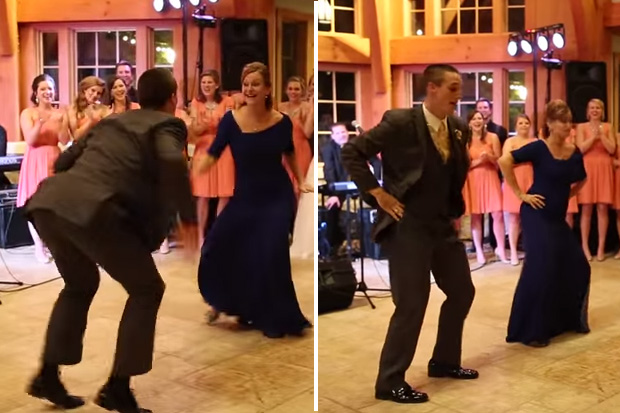 The Best Mother & Son Wedding Dance You Will Ever See