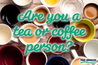 The Difference Between Tea & Coffee People