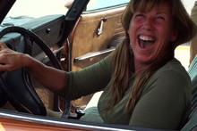 Son Buys His Mum Her Dream Car (And Surprises Her With It)
