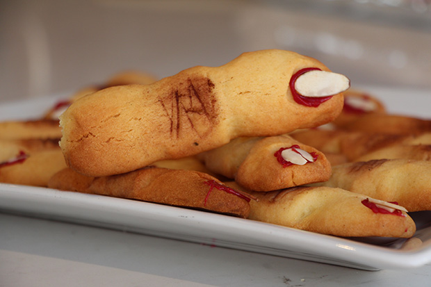 Ali's Halloween Corpse Fingers