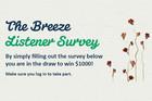 The Breeze Listener Survey