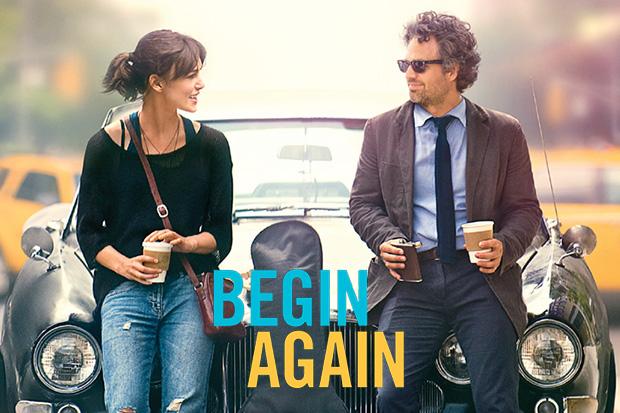 Win A Copy Of Begin Again