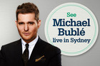 See Michael Buble live in Sydney!