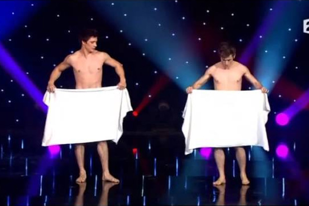 You Won't Believe What These Men Do With These Towels!