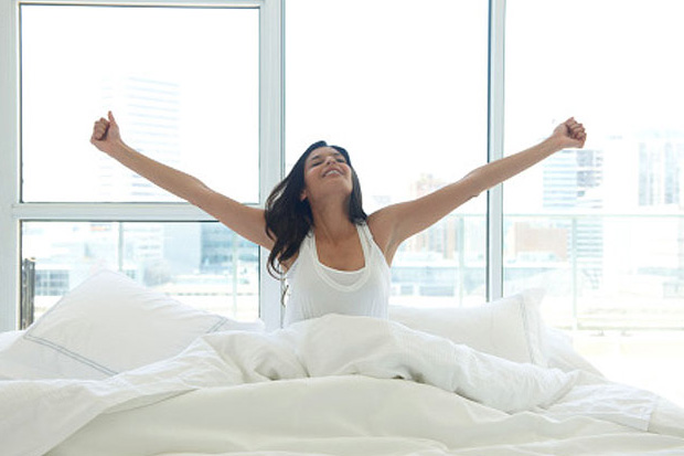 11 Ways to Get Out of Bed A Bit Easier Each Morning