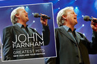 Win the CD of the Week: John Farnham's Greatest Hits