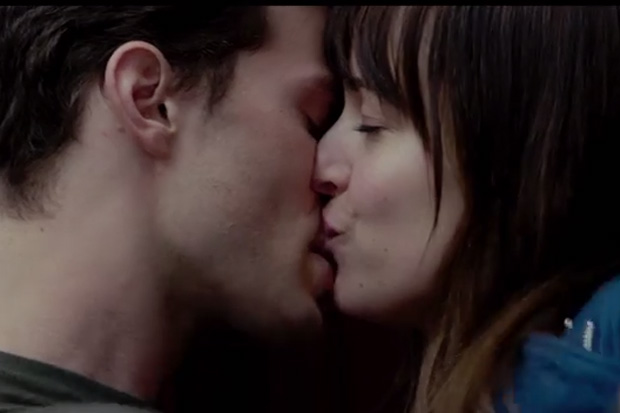 The Fifty Shades Of Grey Trailer Is Here!