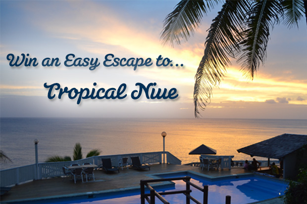 Win a Niue Easy Escape