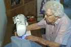 This 99-Year-Old Woman Makes A New Dress Every Day For A Child In Need