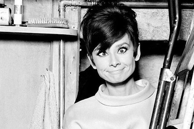 Never Before Seen Photos Of Audrey Hepburn