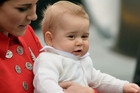 He Talks! Prince George Says His First Word