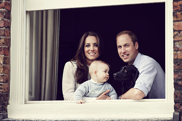Wills & Kate To Name Baby Daughter 'Princess Diana'