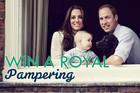 Win A Royal Pampering