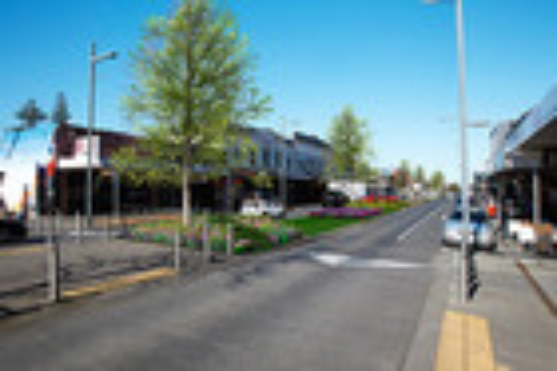 Victoria Street road closures