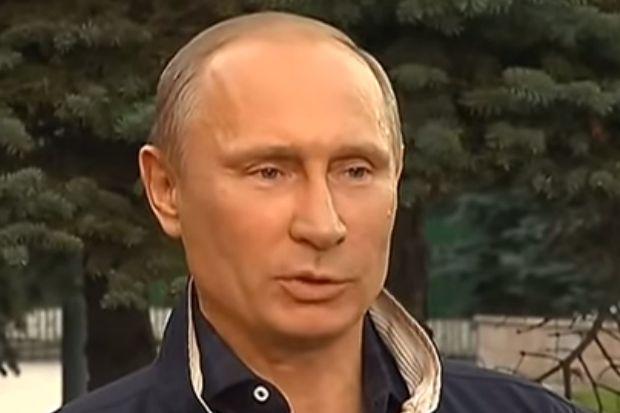 The Diary of Vladimir Putin