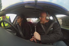 Video: Bunty teaches a listener how to drive