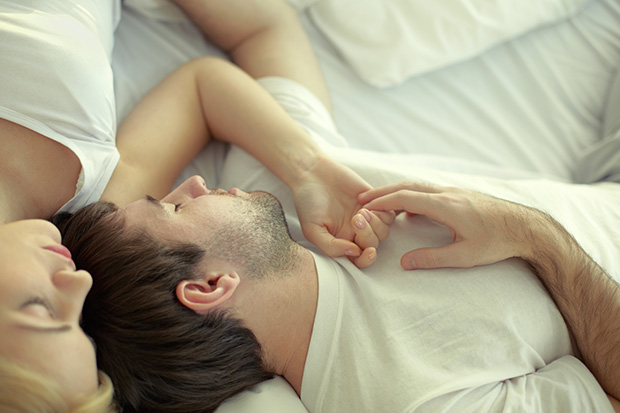 What your cuddling style says about your relationship