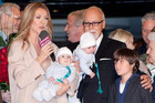Celine Dion announces loss of her husband and father of her young children, to cancer