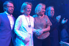 The original ABBA group reunite for the first time in 8 years