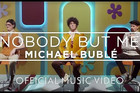 First look at Michael Buble's brand new music video, 'Nobody But Me'