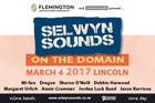 Live in Lincoln  - Selwyn Sounds