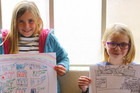 Kids draw their own Grand Design