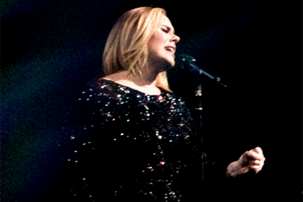 Adele live in New Zealand!