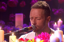 Coldplay perform 'Everglow' on The Graham Norton Show