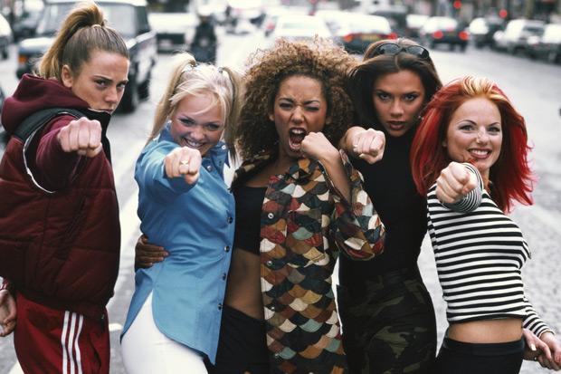 The Spice Girls release their first new song in over 16 years