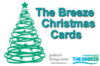 The Breeze Christmas Cards