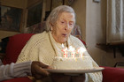 The world's oldest woman celebrates her 117th birthday