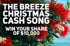 The Breeze Christmas Cash Song