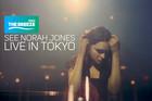 See Norah Jones LIVE in Tokyo