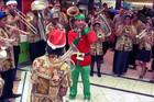 Robert Rakete's Christmas Flash Mob 2014