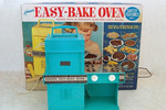 1963: Easy-Bake Oven. Fun fact: The first Easy-Bake Oven was heated by two 100-watt incandescent light bulbs.