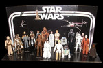 "1977: Star Wars Figurines. Fun Fact: The demand for Star Wars action figures was incredibly high around the holidays in 1977, so  Kenner created an ""early bird"" package, which means kids could send away for the first four action figures and receive them in early 1978. After that, 8 more action figures were released. These original figurines retailed at $9.99 and are now worth a ton of money."