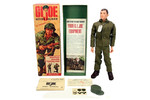 "1964: G.I. Joe. Fun Fact: Action figures already existed in 1964, but the G.I. Joe was a big deal because it had ""twenty-one moveable parts""."