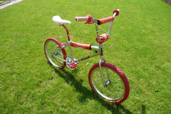 1982: BMX Bike. Fun Fact: The first BMX world championships were held in 1982.