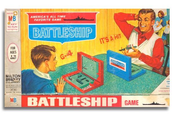 1967: Battleship. Fun Fact: Battleship had existed as a pencil and paper game since the '30s when Milton Bradley released it as a board game in 1967.