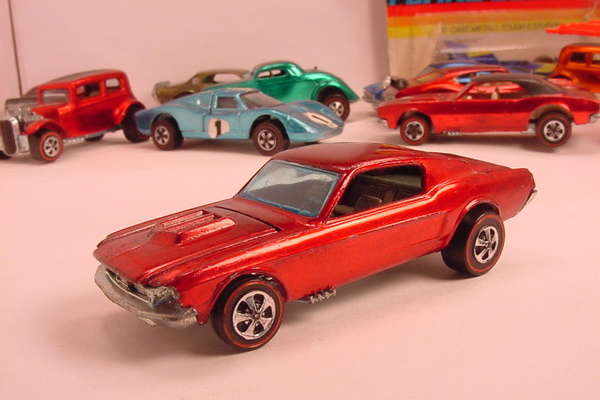 1968: Hot Wheels. Fun Fact: There were 16 cars in the original Hot Wheels lineup, and they were all based on an actual customized vehicle. Today there are more Hot Wheels models than real cars in the world, with an estimated 4 billion toy cars in existence.