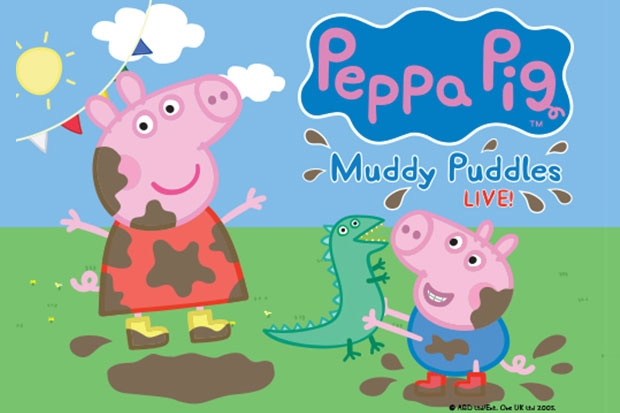 Peppa Pig Live in NZ