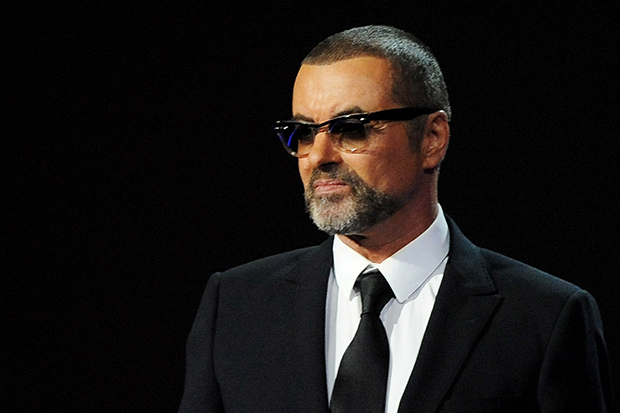 Archive video captures George Michael, David Bowie together
