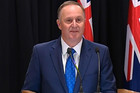 John Key announces he is stepping down as Prime Minister