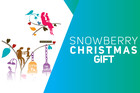 Win a Snowberry Christmas GIft
