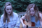 Talented young girls cover Rhiannon by Fleetwood Mac